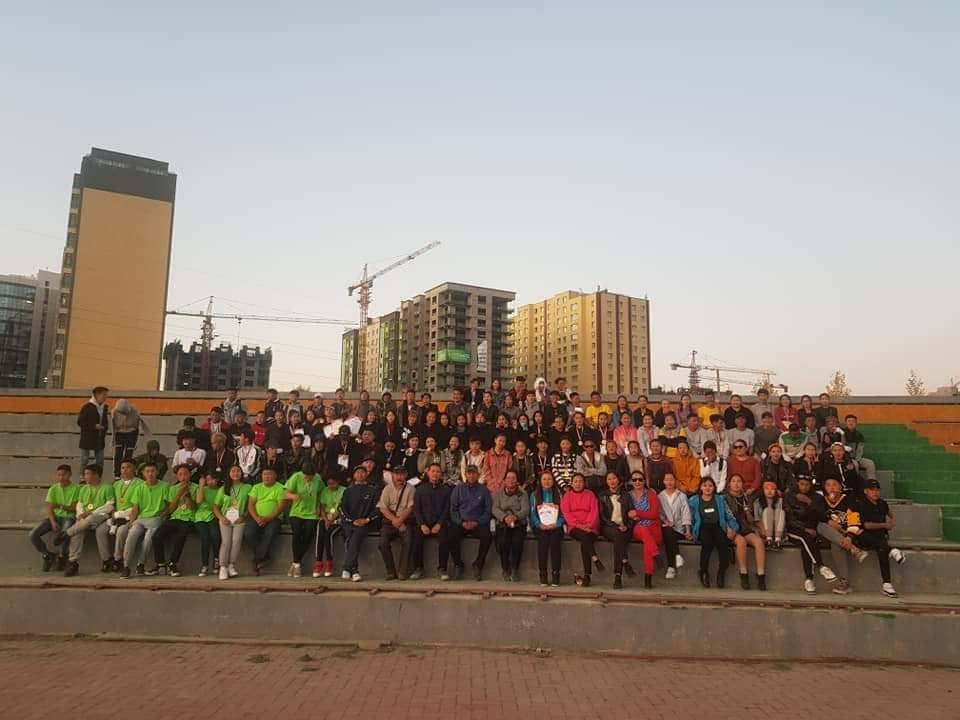 Намрын спартакат 2019